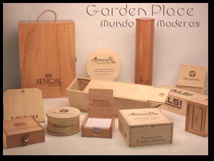 Cajas de madera for Cajas de madera pequenas
