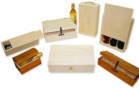 Cajas de madera - Articulos de madera para manualidades ...